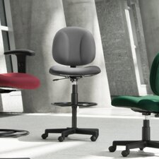 Height Adjustable Task Chair with Swivel