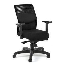 <strong>OFM</strong> High-Back AirFlo Series Executive Chair