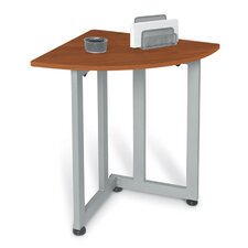 Quarter Telephone Stand  Drafting Table