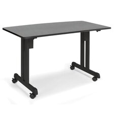 "MultiUse Modular 48"" W x 24"" D Computer Table"