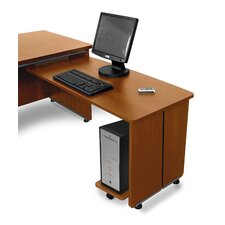 "<strong>OFM</strong> Milano Executive 27.75"" H x 47.25"" W Desk Return"