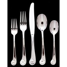 Stainless Steel Sanibel Surf 4 Piece Hostess Set