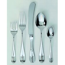 <strong>Ginkgo</strong> Classic English 5 Piece Flatware Set