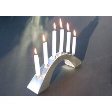 George Schmidt Arch Metal Candle Dish