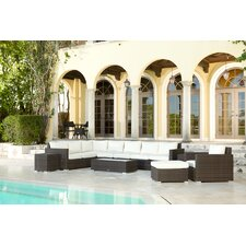 <strong>Source Outdoor</strong> Lucaya Sectional Sofa