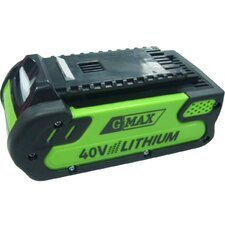 G-MAX Li-Ion 2 AH Battery