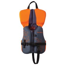 <strong>Full Throttle</strong> Deluxe Rapid-Dry Infant's Life Vest