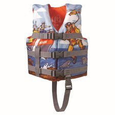 <strong>Full Throttle</strong> Child Character Rescue Vest