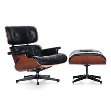 Eames LongueChair and Ottoman - Open Box Clearance