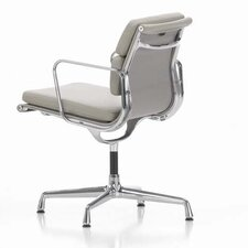 Eames Soft Pad Chair Leather Task Chair