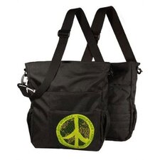 <strong>Amy Michelle</strong> Street EcoBaby Tote Diaper Bag