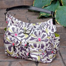 Lotus Diaper Bag