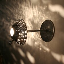 Steamlight Extended Swing Arm Wall Sconce