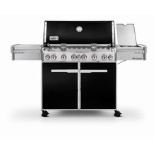 <strong>Weber</strong> Summit E-670 Gas Grill