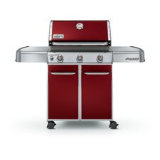 Genesis EP-310 Premium LP Gas Grill with Stainless Steel Burners