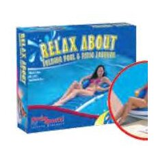 Relax-About and Patio Pool Lounger