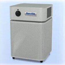 <strong>Austin Air</strong> HEGA Allergy Machine Junior in Silver