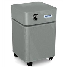 <strong>Austin Air</strong> HEGA Allergy Machine in Silver w/ Optional Replacement Filters
