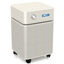 Pet Machine Air Purifier in Sandstone w/ Optional Replacement Filter