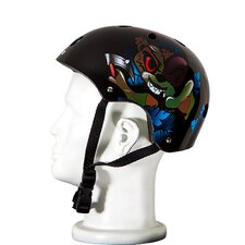 Punisher Ranger 11-Vent Skateboard Helmet