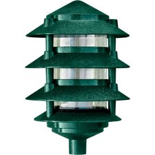 1 Light Pagoda Landscape Lighting