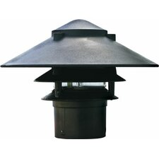<strong>Dabmar Lighting</strong> 1 Light Pagoda Landscape Lighting
