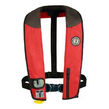Deluxe Auto Hydrostatic Inflatable PFD with Sailing Harness