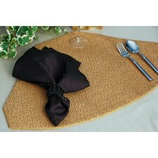 Naples Table LinenReversible Wedge Placemat (Set of 2)