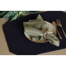 Wicker Table Linens Reversible Placemat (Set of 2)