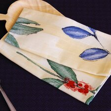 <strong>Pacific Table Linens</strong> Wicker Table Linens and Placemats Cocktail Napkin (Set of 2)