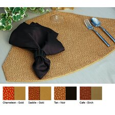 Naples Reversible Wedge Placemat (Set of 2)