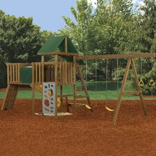 Rival Silver Swing Set
