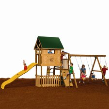 Great Escape Starter Swing Set