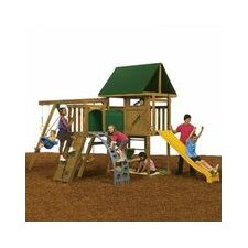 "120"" x 126"" Legend Swing Set"