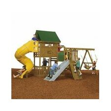 "132"" x 180"" Great Escape Swing Set"