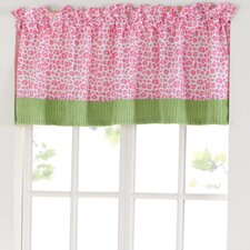 "Sassy Jungle Friends 57"" Window Curtain Valance"