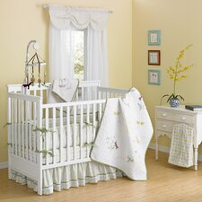 <strong>Laugh, Giggle & Smile</strong> Zen Garden Crib Bedding Collection