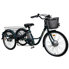 E Trike Electric Tricycle
