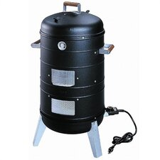 <strong>Meco</strong> Electric Combo Water Smoker / Grill