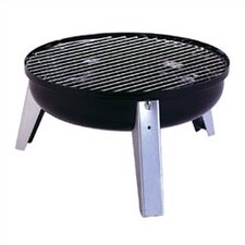 Portable Tailgate Charcoal Grill