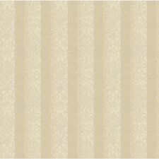 <strong>York Wallcoverings</strong> Saint Augustine Stripe Wallpaper