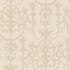 <strong>York Wallcoverings</strong> Riverside Park Archival Scroll Wallpaper