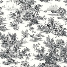 <strong>York Wallcoverings</strong> Campagne Toile Wallpaper