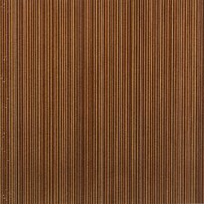 <strong>York Wallcoverings</strong> Bling Cinnamon Stripes Wallpaper