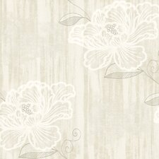 Elements Opal Floral Botanical Wallpaper