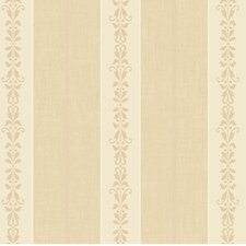 <strong>York Wallcoverings</strong> Heritage Home Stripe Wallpaper