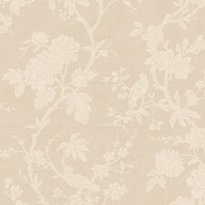 <strong>York Wallcoverings</strong> Natural Radiance Arlington Floral Botanical Wallpaper