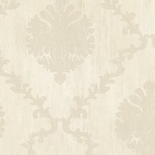 <strong>York Wallcoverings</strong> Fresco Frame Motif Harlequin Wallpaper