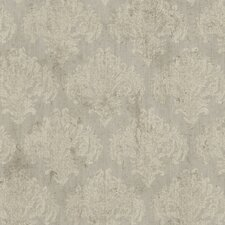 <strong>York Wallcoverings</strong> Natural Radiance Bonaire Damask Wallpaper