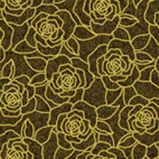 Bling Bouquet Floral Botanical Wallpaper